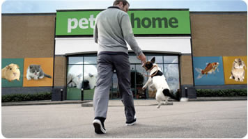 Pets at Home In-store Services