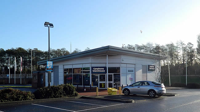 Carphone Warehouse - Capitol Centre - Walton le Dale
