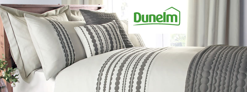 Dunelm - one of the UK's leading home furnishing retailers